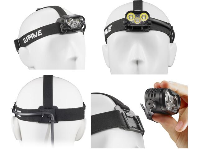 Lupine Blika X 7 Stirnlampe